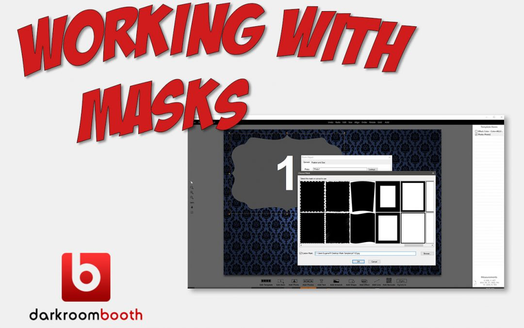 A Wise Idea – Using Masks with Darkroom Booth