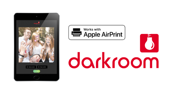 Darkroom Booth for iPad update – Apple AirPrint enabled
