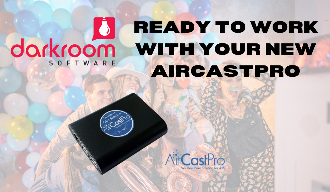 Buy an AirCastPro and save on Darkroom Booth
